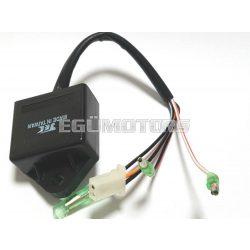 Gyújtás elektronika, Jog 3KJ