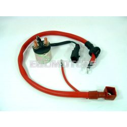Indítórelé + kábel, 50-400 ccm
