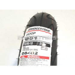Bridgestone B01 100/90-10 gumi