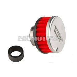 TunR sportlégszűrő, Egyenes, Piros