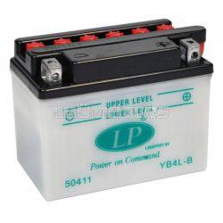 LP savas akkumulátor YB4L-B+sav