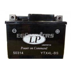 LP zselés akkumulátor YTX4L-BS