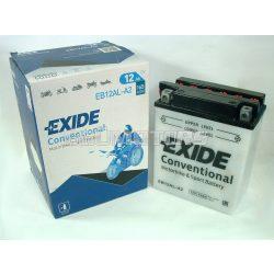 Exide savas akkumulátor, EB12AL-A2