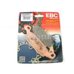 EBC első fékbetét, Sintermetall FA229HH