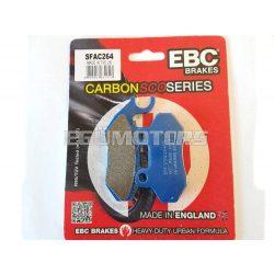 EBC fékbetét, karbon, SFAC264