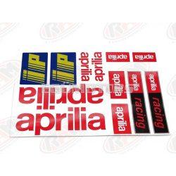 Aprilia matrica szett piros, B4