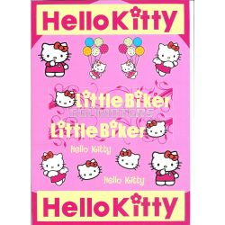 Hello Kitty matricaszett, A4-es