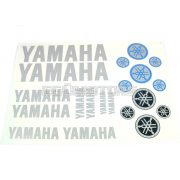 Yamaha matrica szett, ezüst