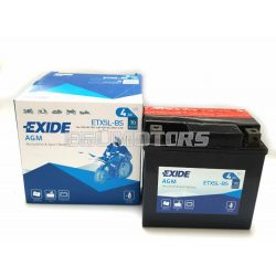 Exide zselés akkumulátor YTX5L-BS, ETX5L-BS