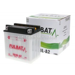 Fulbat savas akkumulátor YB10L-A2+SAV