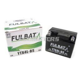 Fulbat zselés akkumulátor YTX4L-BS