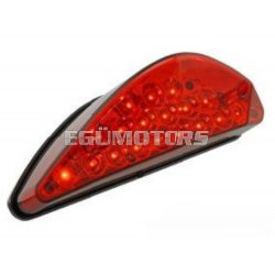 Koso ledes lámpa, Aerox piros