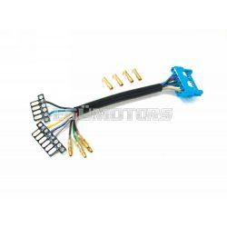 KOSO adapter kábel az LCD kijelzős Aeroxhoz