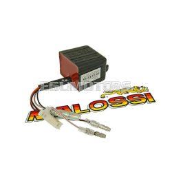 Malossi CDI gyújtás elektronika, Tiltásmentes