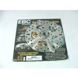 EBC karbonacél féktárcsa, MD805
