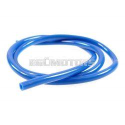 Motoforce benzincső, 5x8mm, Kék