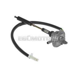 Gyári Benzincsap, Derbi GPR, Aprilia RS