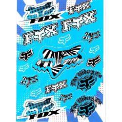 Fox matrica szett, kék
