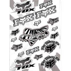 Fox matrica szett, fehér