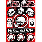 Metal Mulisha II matrica szett