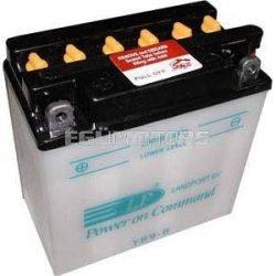 LP Savas akkumulátor YB9-B