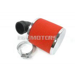 Athena sportlégszűrő, 35mm, Piros 90°