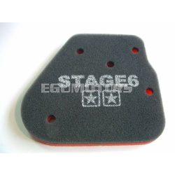 Stage6 Kétrétegű légszűrőszivacs, Kínai 2T