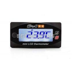 Stage6 hőmérsékletmérő, MKII