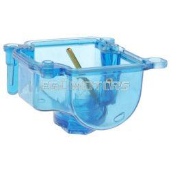 STR8 átlátszó úszóház, PWK, Kék