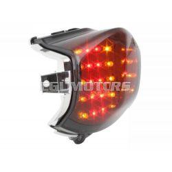 STR8 Black-line LED-es hátsólámpa irányjelzővel SR Factory