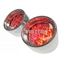 STR8 LED hátsó lámpa irányjelzővel, Aprilia SR