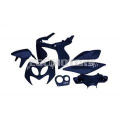 STR8 Idomszett, 7 db-os, Kék Aerox/Nitro