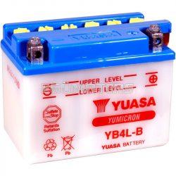 Yuasa savas akkumulátor YB4L-B