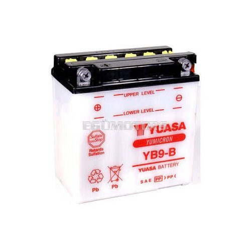 Yuasa savas akkumulátor YB9-B