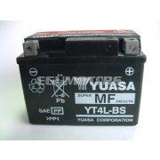 Yuasa zselés akkumulátor YT4L-BS