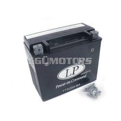 LP zselés akkumlátor YTX20H-BS