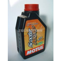 Motul Scooter Power 2T robogóolaj