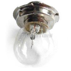 15 Wattos fényszóró izzó P26S