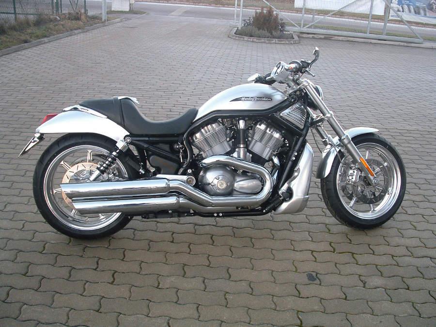 Harley Davidson motor karbantartás és fékhiba