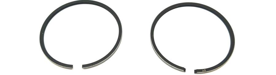 Robogó dugattyú gyűrűk fajtái