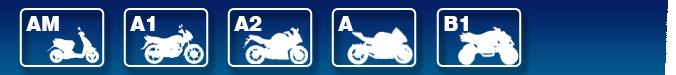 Robogós és motoros jogosítványok