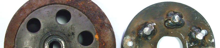 Robogó variátor és kuplung: teljesítmény veszteség súrlódás miatt
